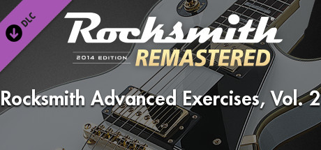 Rocksmith® 2014 Edition – Remastered – Rocksmith Advanced Exercises Vol. 2