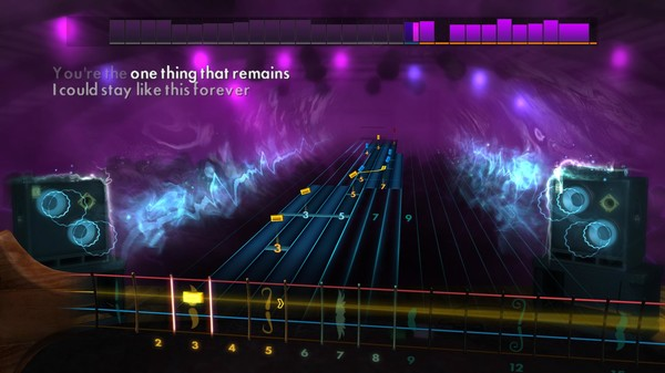 Скриншот №3 к Rocksmith® 2014 Edition – Remastered – Daughtry Song Pack