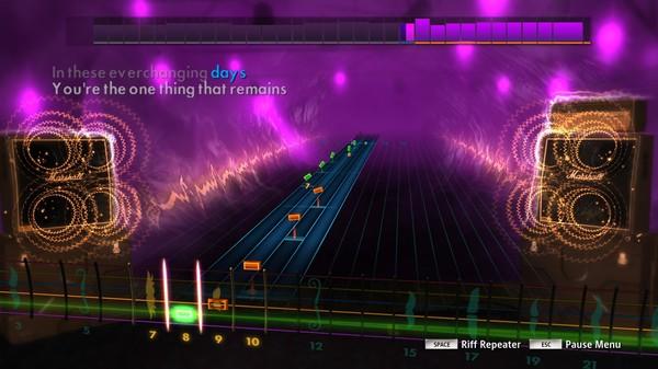 "Скриншот №1 к Rocksmith® 2014 Edition – Remastered – Daughtry - ""Feels Like Tonight"""