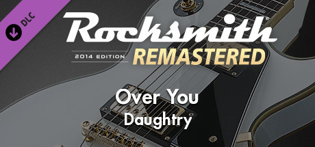 "Rocksmith® 2014 Edition – Remastered – Daughtry – ""Over You"""