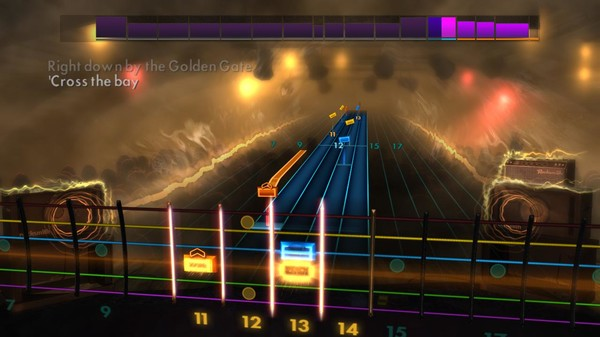 "Скриншот №3 к Rocksmith® 2014 Edition – Remastered – John Lee Hooker - ""San Francisco"""