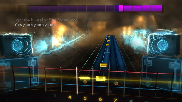 "Скриншот №1 к Rocksmith® 2014 Edition – Remastered – John Lee Hooker - ""San Francisco"""