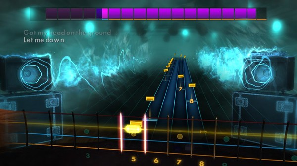"Скриншот №5 к Rocksmith® 2014 Edition – Remastered – Freddie King - ""Going Down"""