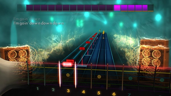 "Скриншот №3 к Rocksmith® 2014 Edition – Remastered – Freddie King - ""Going Down"""