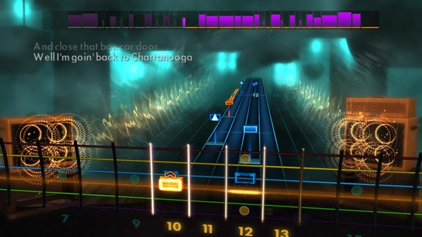 "Скриншот №1 к Rocksmith® 2014 Edition – Remastered – Freddie King - ""Going Down"""
