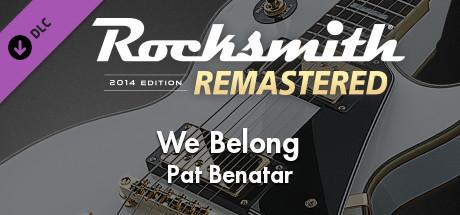 "Rocksmith® 2014 Edition – Remastered – Pat Benatar – ""We Belong"""