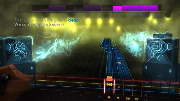"Скриншот №4 к Rocksmith® 2014 Edition – Remastered – Pat Benatar - ""We Belong"""
