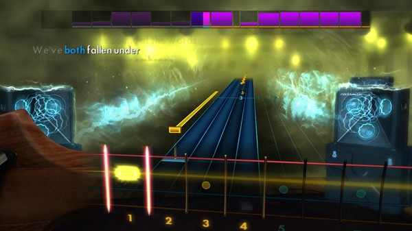 "Скриншот №3 к Rocksmith® 2014 Edition – Remastered – Pat Benatar - ""We Belong"""