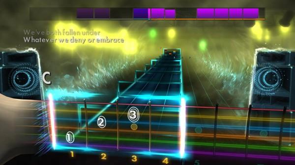 "Скриншот №1 к Rocksmith® 2014 Edition – Remastered – Pat Benatar - ""We Belong"""