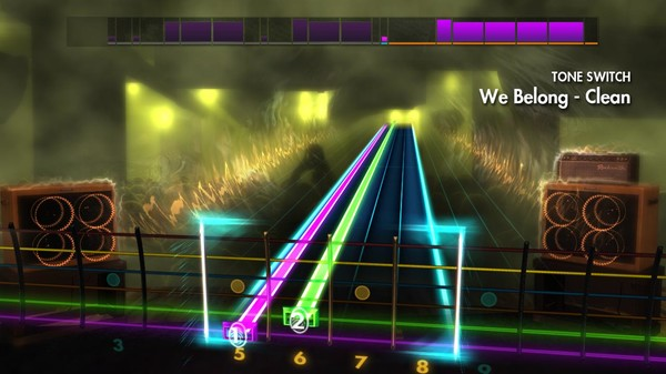 "Скриншот №5 к Rocksmith® 2014 Edition – Remastered – Pat Benatar - ""We Belong"""