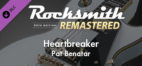 "Rocksmith® 2014 Edition – Remastered – Pat Benatar – ""Heartbreaker"""