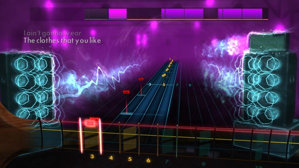 Скриншот №4 к Rocksmith® 2014 Edition – Remastered – Weezer Song Pack II