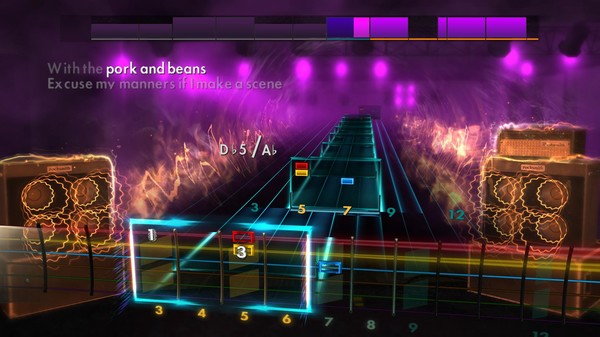 Скриншот №5 к Rocksmith® 2014 Edition – Remastered – Weezer Song Pack II