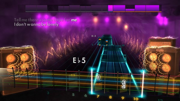 Скриншот №3 к Rocksmith® 2014 Edition – Remastered – Weezer Song Pack II