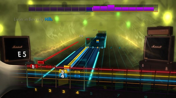 "Скриншот №2 к Rocksmith® 2014 Edition – Remastered – Weezer - ""Beverly Hills"""