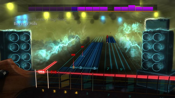 "Скриншот №5 к Rocksmith® 2014 Edition – Remastered – Weezer - ""Beverly Hills"""