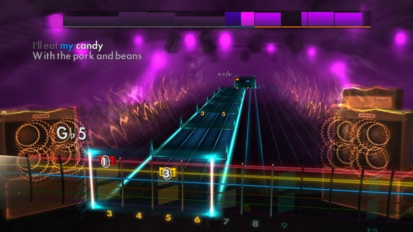 "Скриншот №1 к Rocksmith® 2014 Edition – Remastered – Weezer - ""Pork and Beans"""