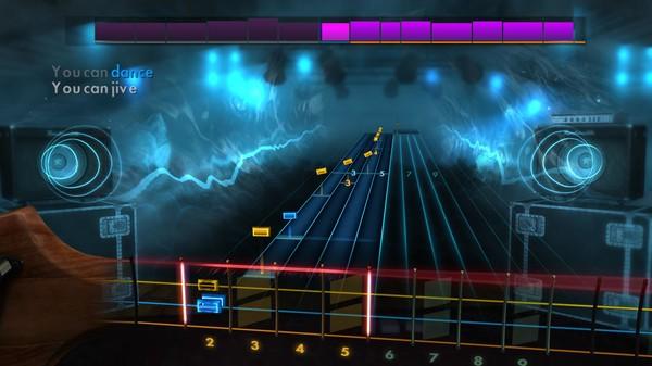"Скриншот №1 к Rocksmith® 2014 Edition – Remastered – ABBA - ""Dancing Queen"""