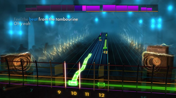 "Скриншот №2 к Rocksmith® 2014 Edition – Remastered – ABBA - ""Dancing Queen"""