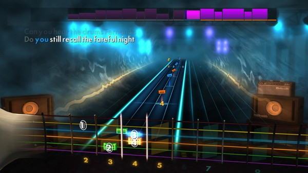 "Скриншот №3 к Rocksmith® 2014 Edition – Remastered – ABBA - ""Fernando"""