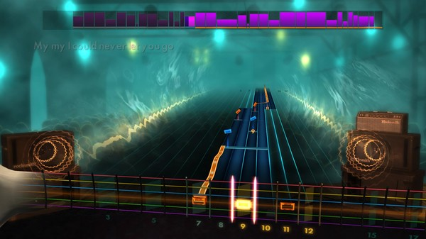 "Скриншот №4 к Rocksmith® 2014 Edition – Remastered – ABBA - ""Mamma Mia"""