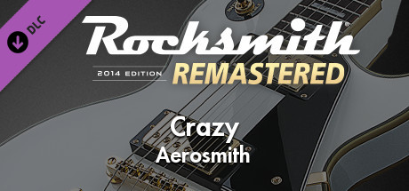 """Купить Rocksmith® 2014 Edition – Remastered – Aerosmith - """"Crazy"""" (DLC)"""