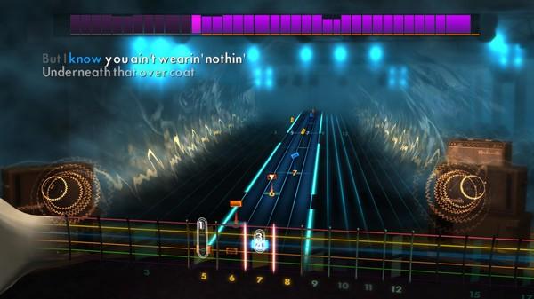 "Скриншот №3 к Rocksmith® 2014 Edition – Remastered – Aerosmith - ""Crazy"""