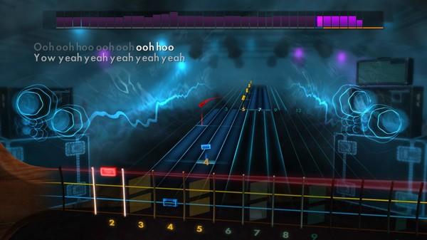 "Скриншот №4 к Rocksmith® 2014 Edition – Remastered – Aerosmith - ""Crazy"""