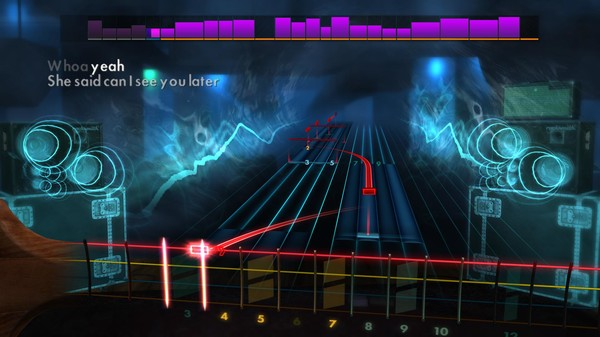 "Скриншот №4 к Rocksmith® 2014 Edition – Remastered – Aerosmith - ""Love in an Elevator"""