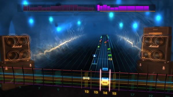 "Скриншот №2 к Rocksmith® 2014 Edition – Remastered – Aerosmith - ""Love in an Elevator"""