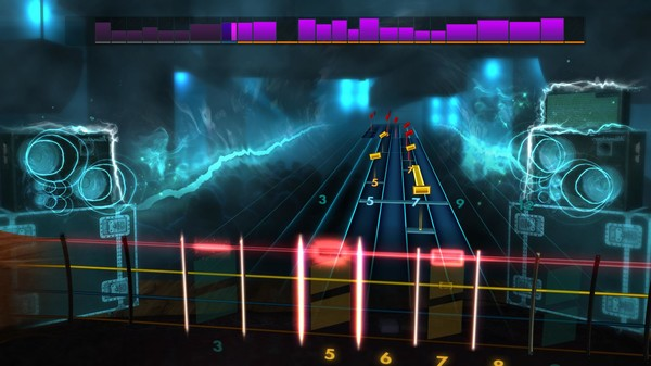 "Скриншот №5 к Rocksmith® 2014 Edition – Remastered – Aerosmith - ""Love in an Elevator"""