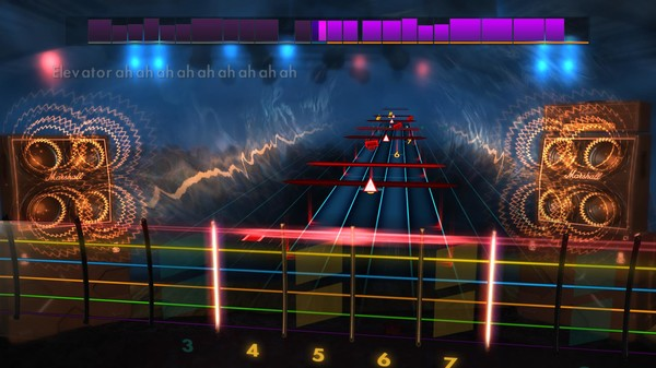 "Скриншот №1 к Rocksmith® 2014 Edition – Remastered – Aerosmith - ""Love in an Elevator"""
