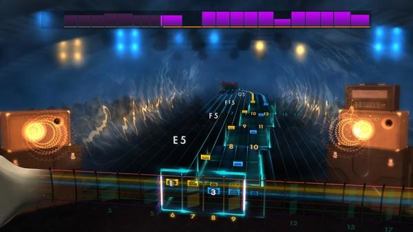 "Скриншот №1 к Rocksmith® 2014 Edition – Remastered – Aerosmith - ""Train Kept A-Rollin"""