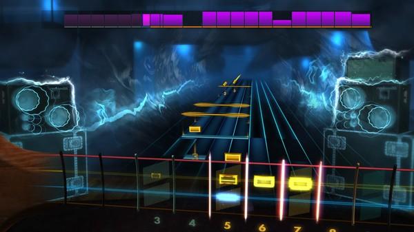 "Скриншот №5 к Rocksmith® 2014 Edition – Remastered – Aerosmith - ""Train Kept A-Rollin"""