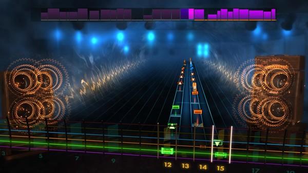 "Скриншот №2 к Rocksmith® 2014 Edition – Remastered – Aerosmith - ""Train Kept A-Rollin"""