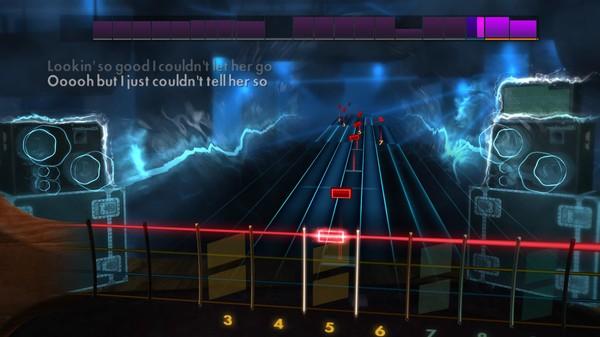 "Скриншот №4 к Rocksmith® 2014 Edition – Remastered – Aerosmith - ""Train Kept A-Rollin"""