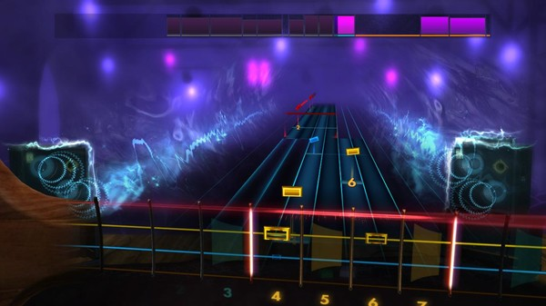 "Скриншот №5 к Rocksmith® 2014 Edition – Remastered – John Mellencamp - ""Small Town"""