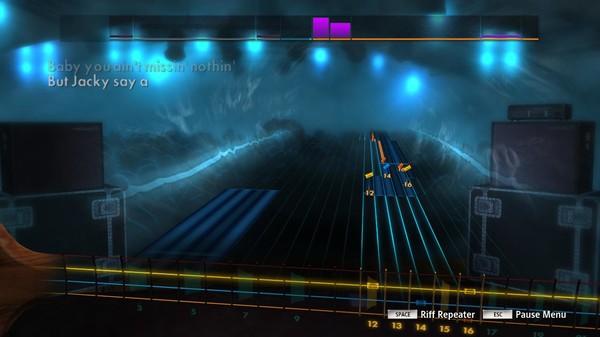 "Скриншот №5 к Rocksmith® 2014 Edition – Remastered – John Mellencamp - ""Jack  Diane"""