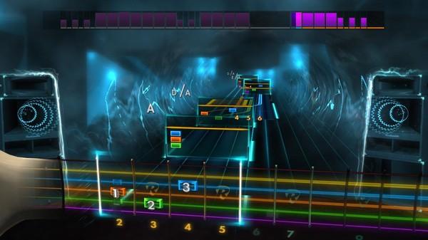 "Скриншот №4 к Rocksmith® 2014 Edition – Remastered – John Mellencamp - ""Jack  Diane"""