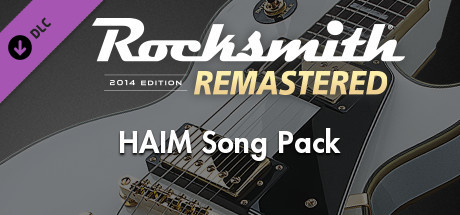 Rocksmith® 2014 Edition – Remastered – HAIM Song Pack