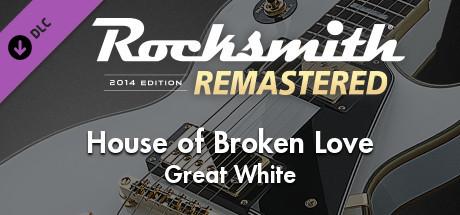 "Купить Rocksmith® 2014 Edition – Remastered – Great White - ""House of Broken Love"" (DLC)"