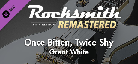 """Rocksmith® 2014 Edition – Remastered – Great White – """"Once Bitten Twice Shy"""""""