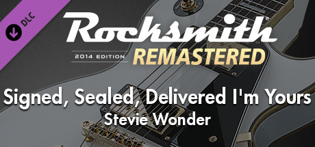 "Rocksmith® 2014 Edition – Remastered – Stevie Wonder – ""Signed Sealed Delivered Im Yours"""