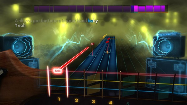 "Скриншот №5 к Rocksmith® 2014 Edition – Remastered – Stevie Wonder - ""Signed Sealed Delivered Im Yours"""