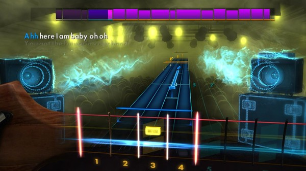 "Скриншот №4 к Rocksmith® 2014 Edition – Remastered – Stevie Wonder - ""Signed Sealed Delivered Im Yours"""