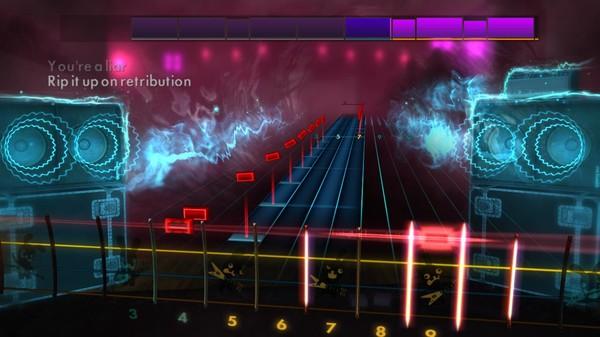 Скриншот №3 к Rocksmith® 2014 Edition – Remastered – Green Day Song Pack IV