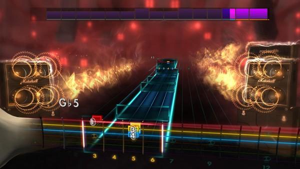 """Скриншот №3 к Rocksmith® 2014 Edition – Remastered – Green Day - """"Brain Stew"""""""