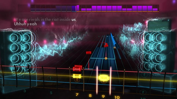 """Скриншот №4 к Rocksmith® 2014 Edition – Remastered – Green Day - """"Father of All..."""""""