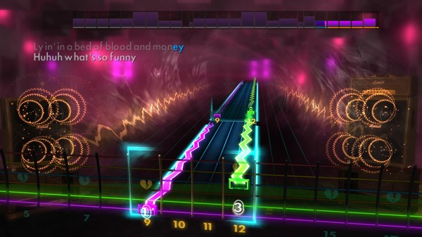 """Скриншот №1 к Rocksmith® 2014 Edition – Remastered – Green Day - """"Father of All..."""""""