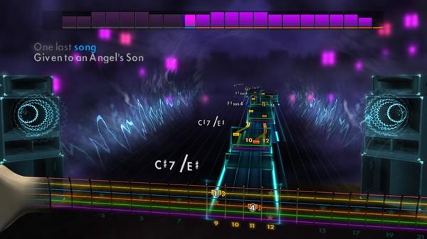 Скриншот №1 к Rocksmith® 2014 Edition – Remastered – Sevendust Song Pack